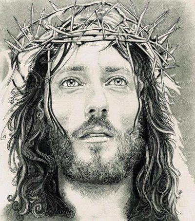 Jesus of Nazareth by georginaflood.deviantart.com