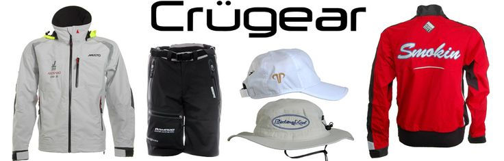 APS Crugear- Custom Sailing Gear for you and your crew.