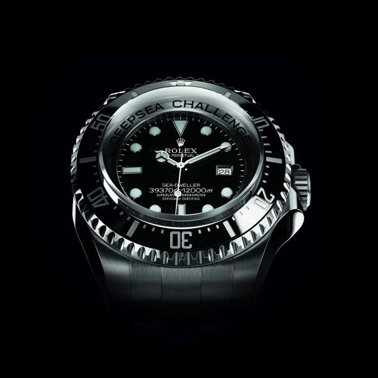 Rolex Deep Sea Challenge Sea-dweller 12000m Watch
