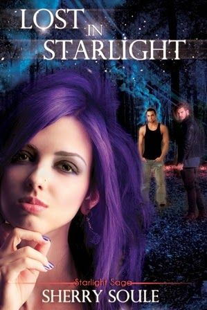 Deal Sharing Aunt: LOST IN STARLIGHT by Sherry Soule Excerpt and Where to Find the First 5 Chapters For FREE