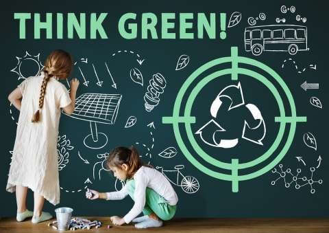 8 Ways to Teach Your Kids to Go Green for Earth Day | FamilyEducation