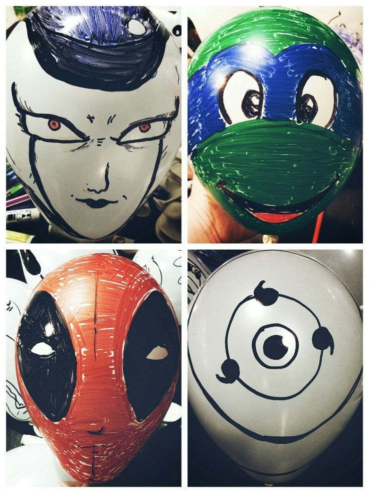 GeekyBalloons :3