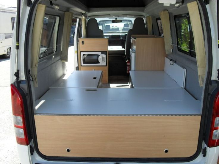 Gallery For Toyota Hiace Camper
