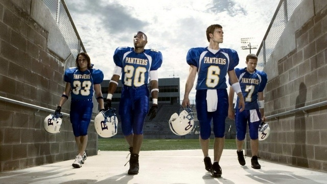 Friday Night Lights one of the best completed TV shows ever?