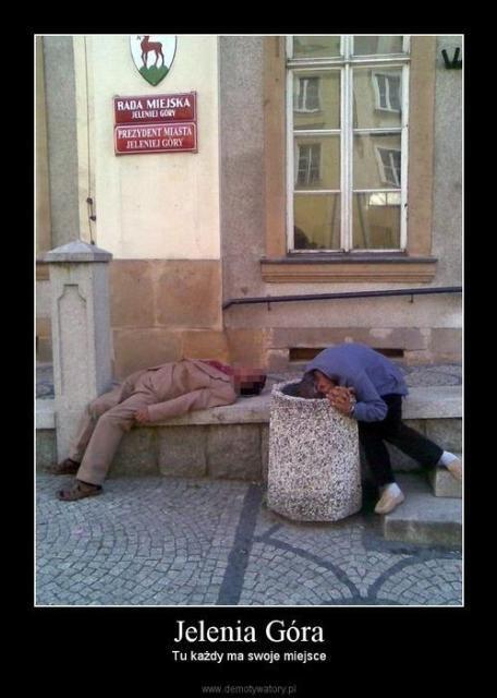 Jelenia Góra - tu każdy ma swoje miejsce :)