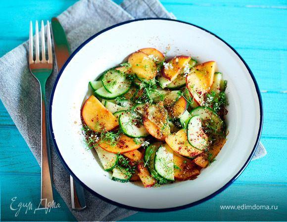 Простые летние салаты из овощей: готовим меню из простых, новых и легких рецептов