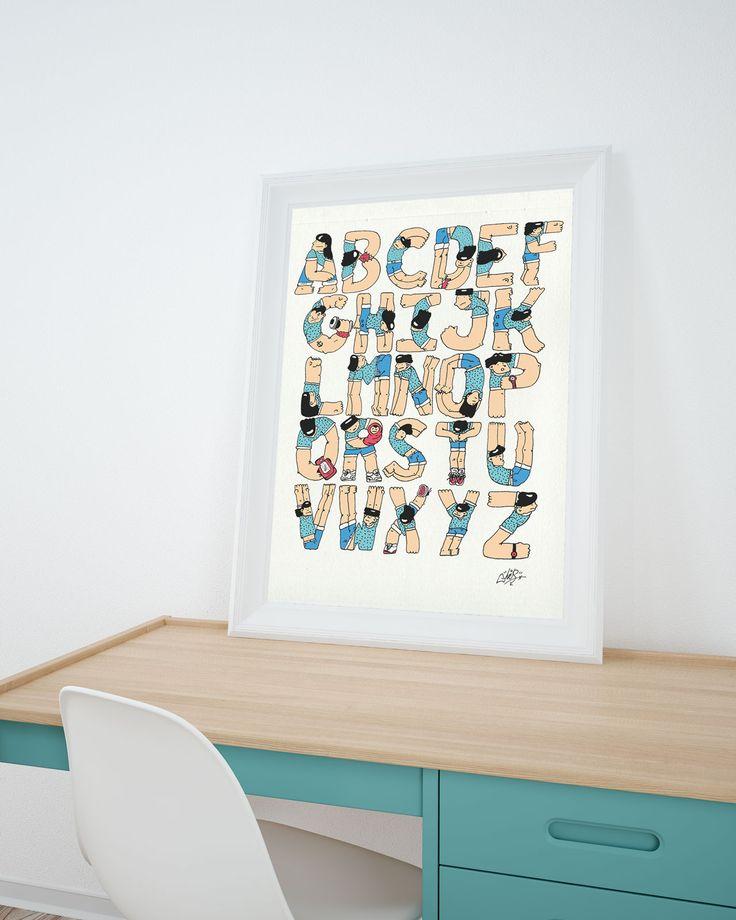 serigrafia 5 colores by Duck