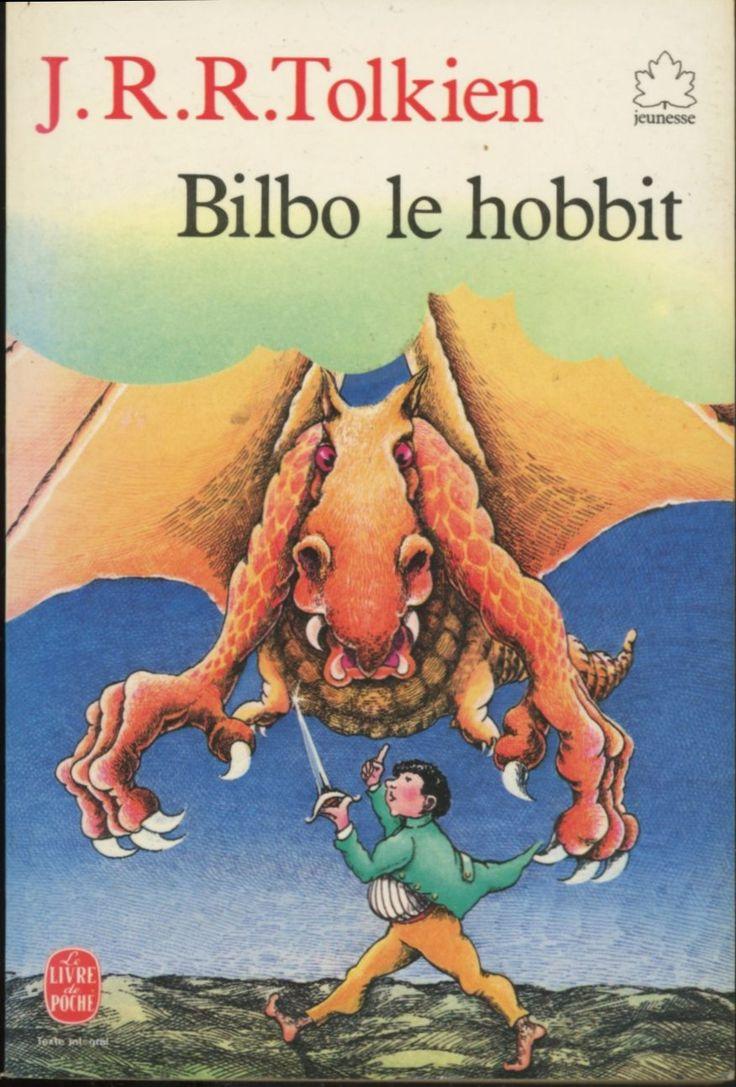 Évelyne Drouhain - John Ronald Reuel Tolkien Hachette Livre de Poche Jeunesse 1986