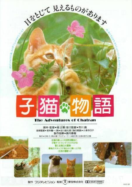 子猫物語 1986