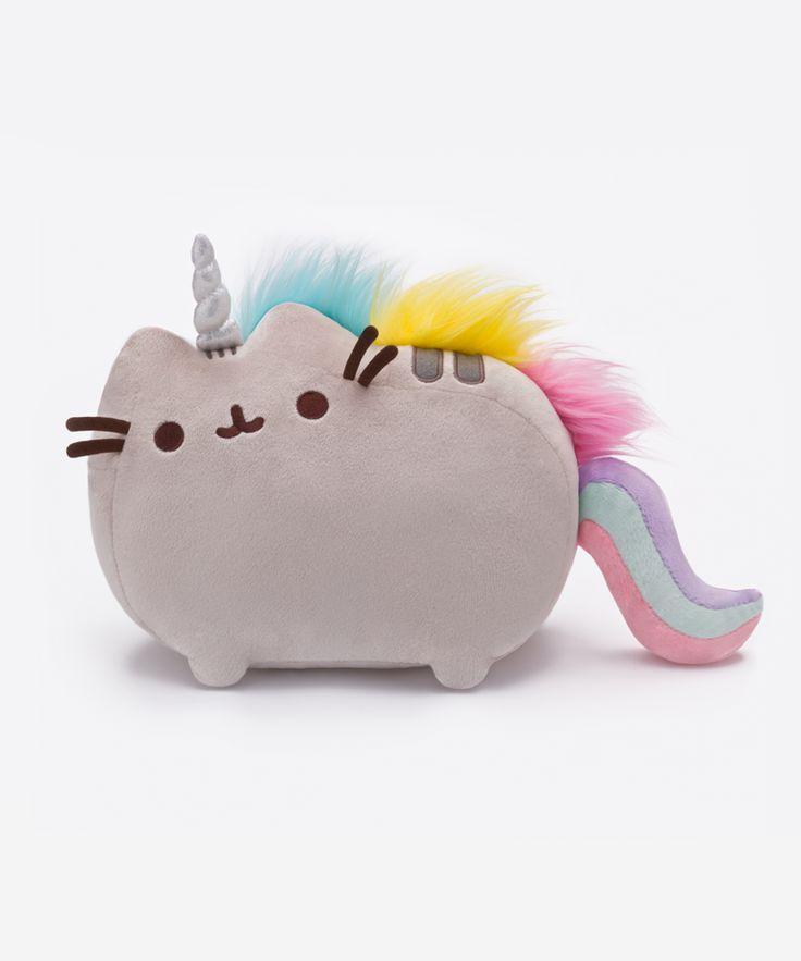 Pusheenicorn plush toy. $25 bucks. Hey peeps, 30 more shopping days Wink wink