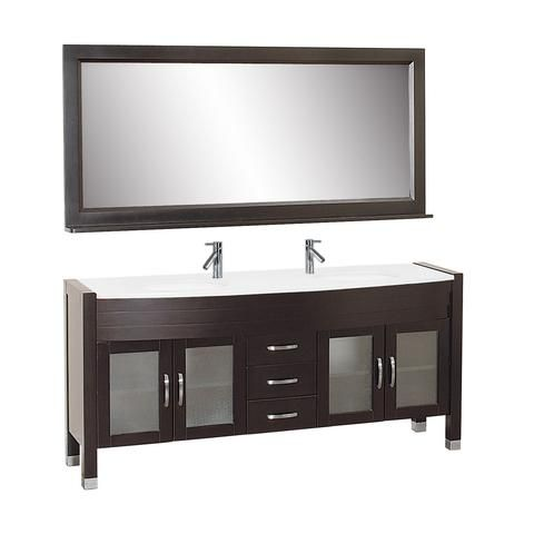 Best Floating Bathroom Vanities Images On Pinterest Floating - Bathroom vanities made in usa for bathroom decor ideas