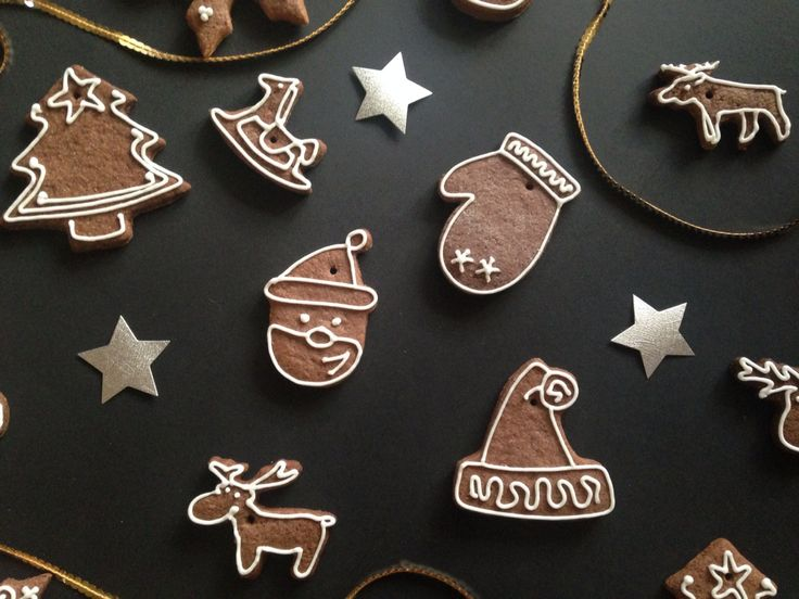 Gingerbread cookies from Christmas 2014!