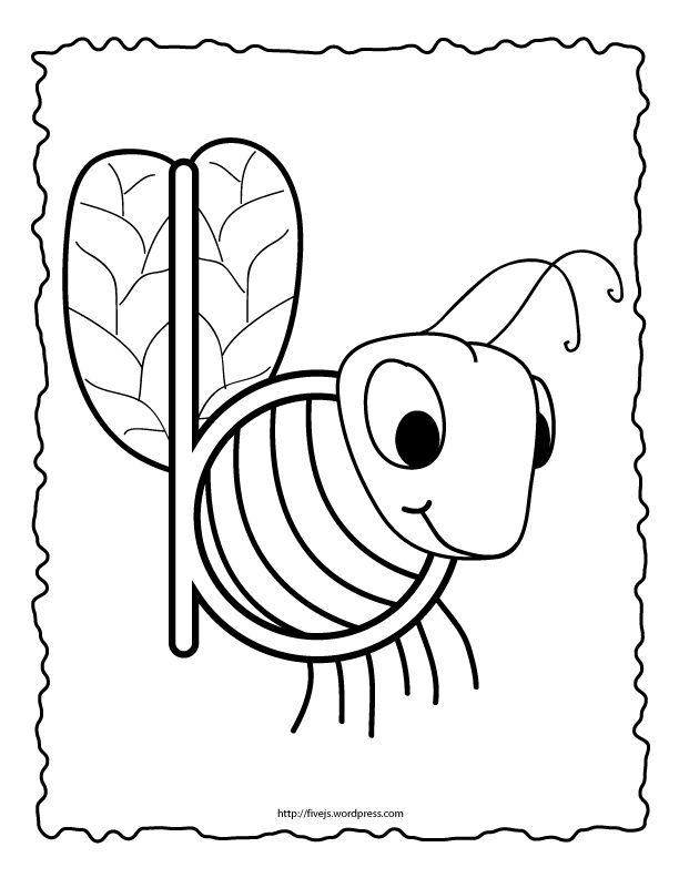 b_coloring sheet