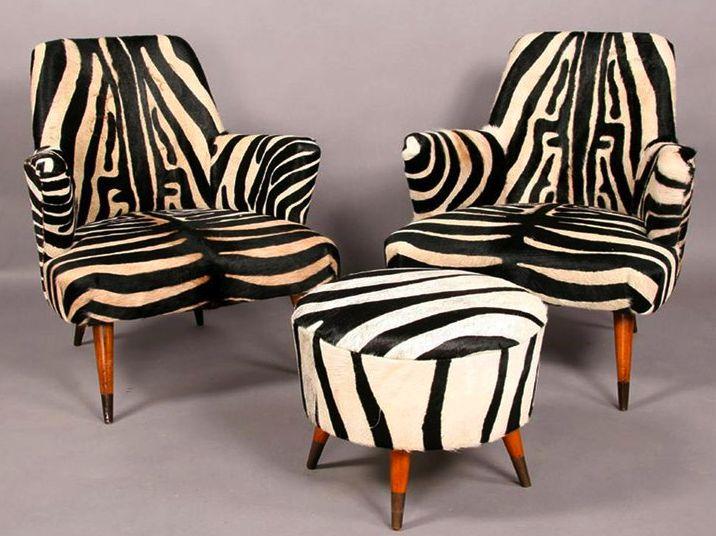 25 best ideas about zebra chair on pinterest animal for Zebra home decor