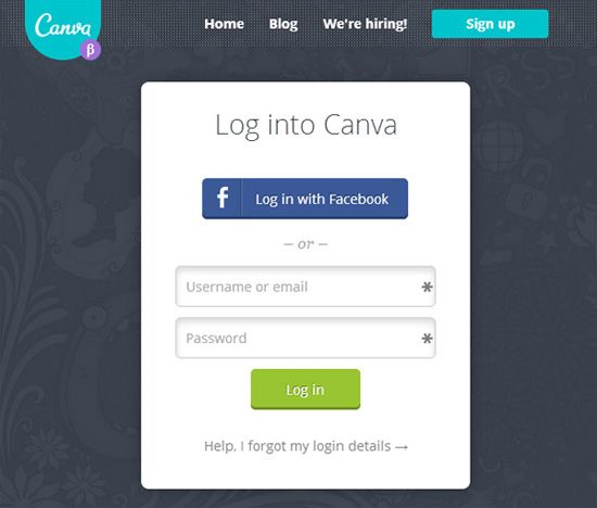 Example 3: Canva