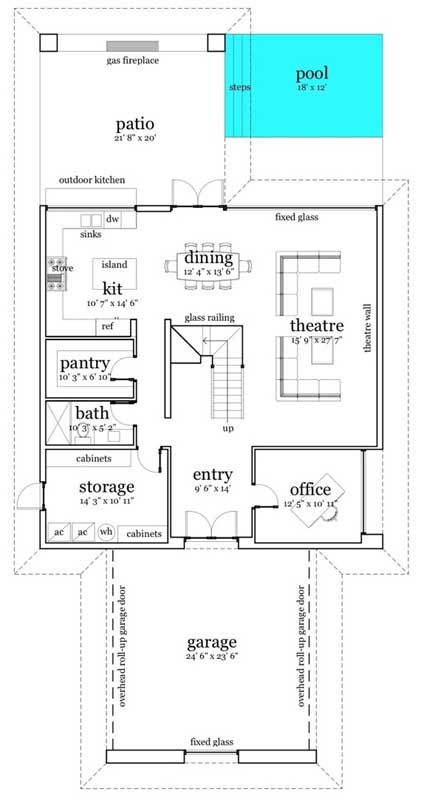 134 best Beach House Plans images on Pinterest Beach house plans