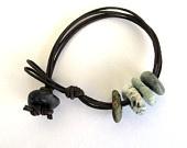 Pebbles bracelet / Pulsera de guijarros