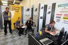 Tom Lüthi: British Hertz Grand Prix2013