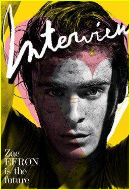 Zac Efron / Interview