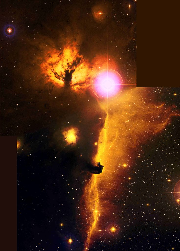 Horse Nebula NASA Photos (page 2) - Pics about space