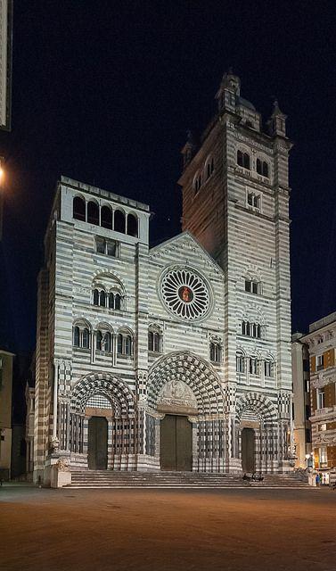 Cattedrale di San Lorenzo , Genova (Genoa) Italy | Flickr - Photo Sharing!