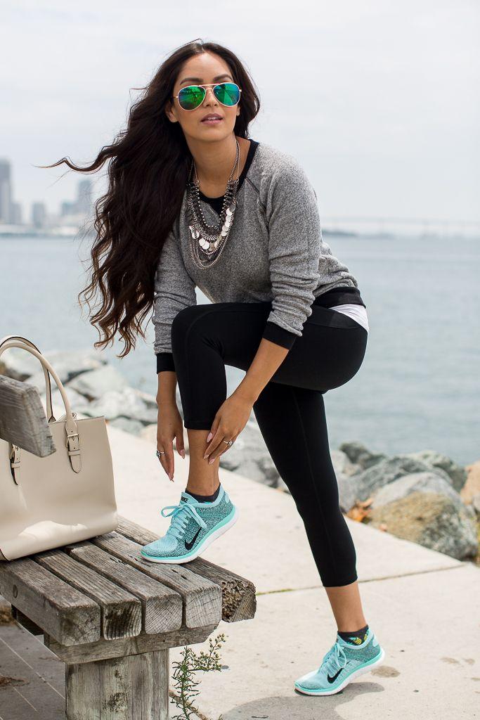 Vanessa Balli: Sporty Chic