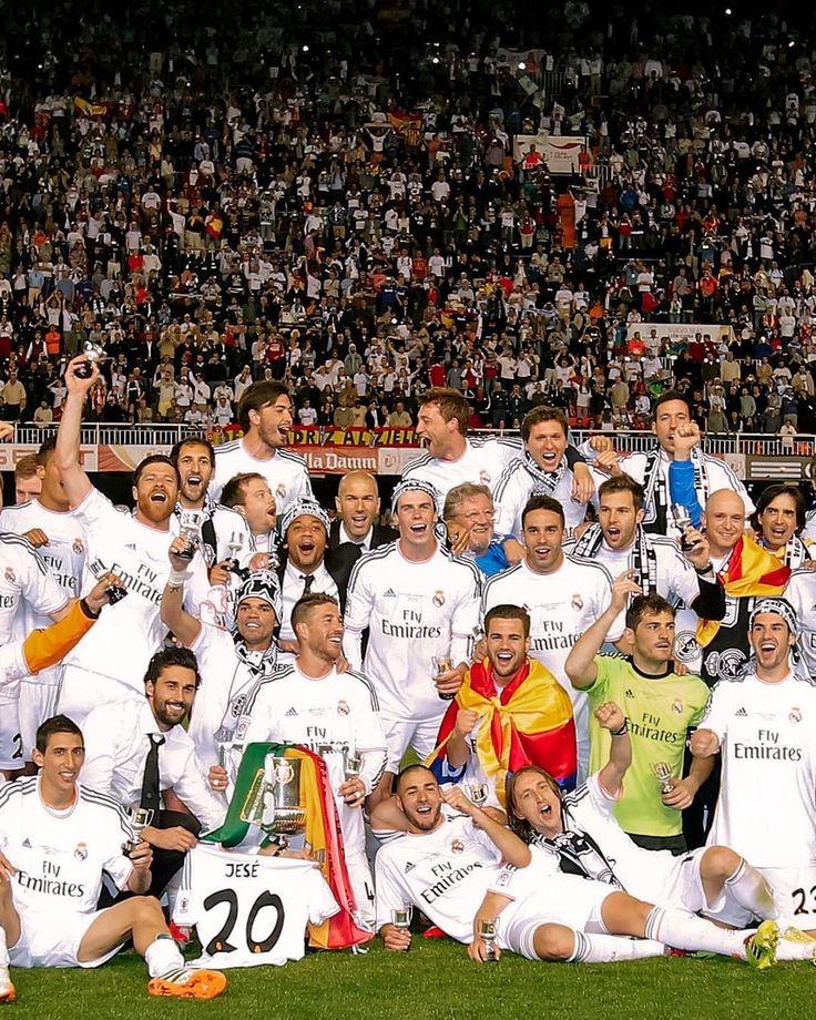 Hoy hace 6 años ganamos la Copa del Rey 2013/14 en