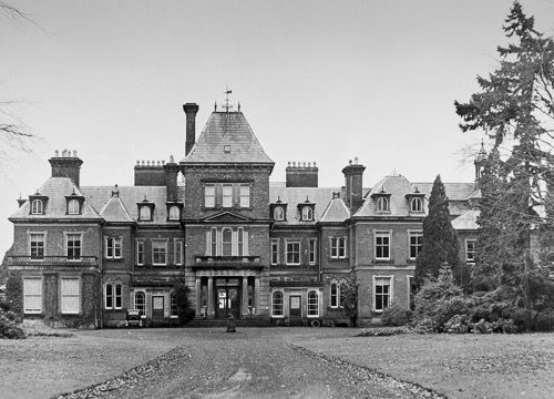 Apley Castle Salop, 1791, rebuilt 1820 lost 1955 due to 2x death duties in 1 year, insufficient wealth