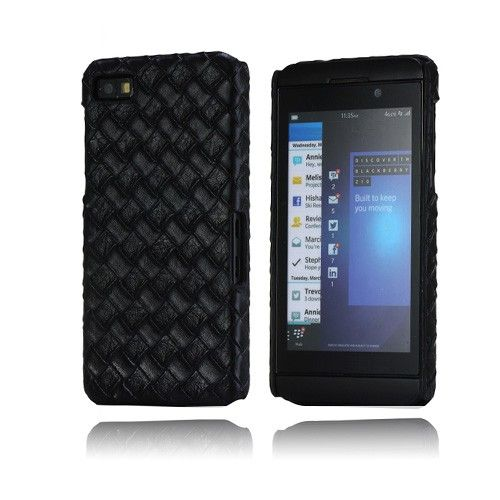 Longhorn (Sort) BlackBerry Z10 Etui