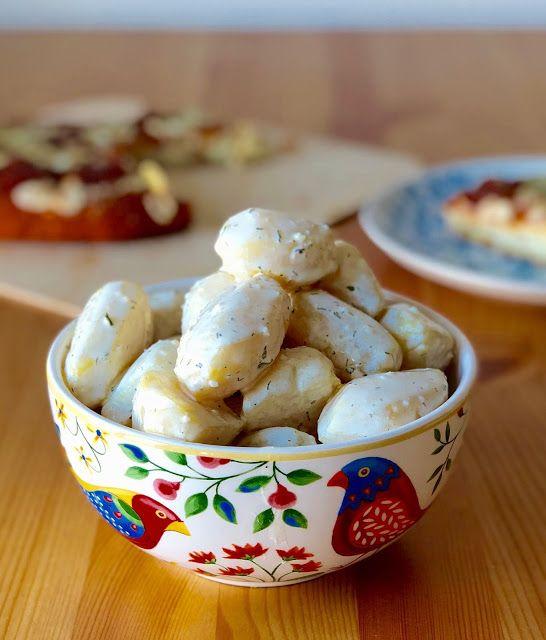 Gospodyni Miejska: Ziemniaczki jak z Pizza Hut
