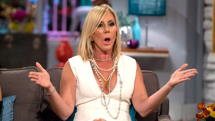 Real Housewives of Orange County Vicki Gunvalson Is Emotionally Wrecked? -