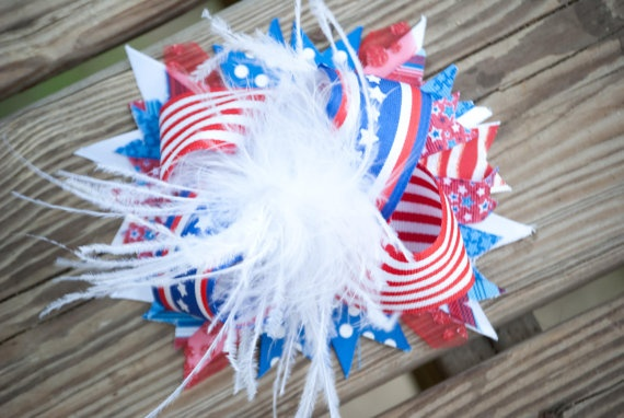 cute fourth of july bows