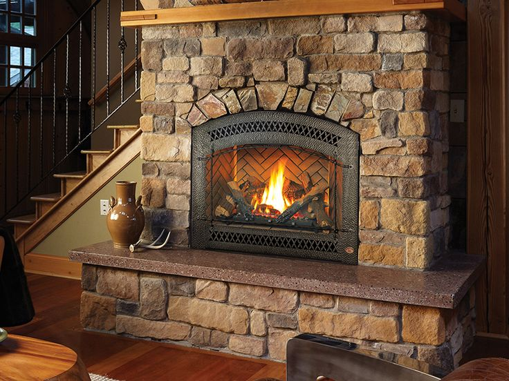 Gas fireplace inserts and Electric fireplace insert