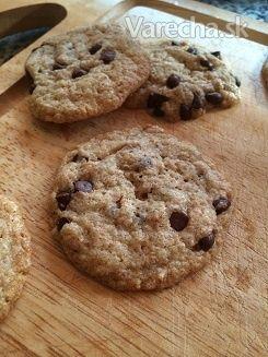 Chrumkavé cookies