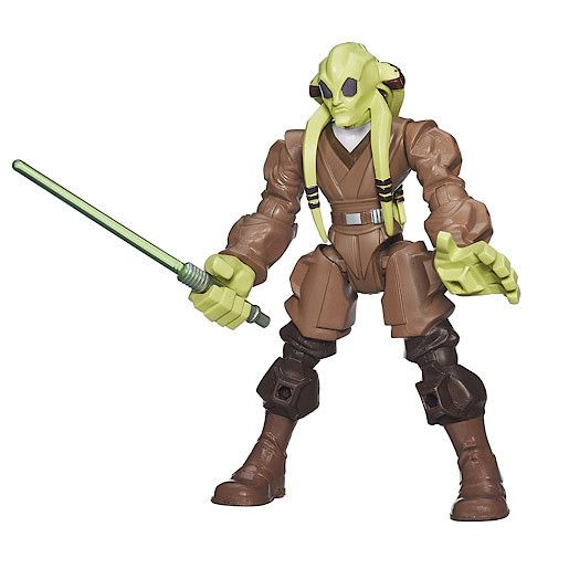 Star Wars Hero Mashers Kit Fisto – Mr Panda's Emporium