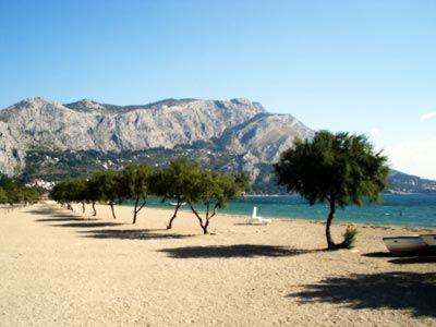 Sand Beach, Duće, Croatia