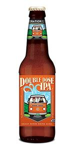 Otter Creek Brewing / Lawson's Double Dose IPA - Otter Creek Brewing / Wolaver's
