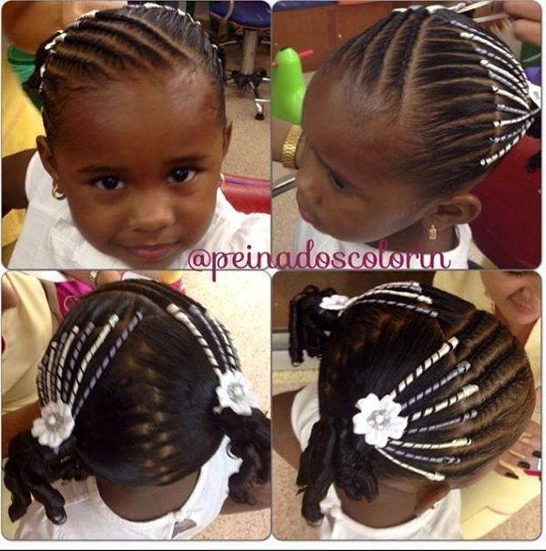 Super 1000 Images About Kids Amp Teen Hair On Pinterest Protective Short Hairstyles For Black Women Fulllsitofus