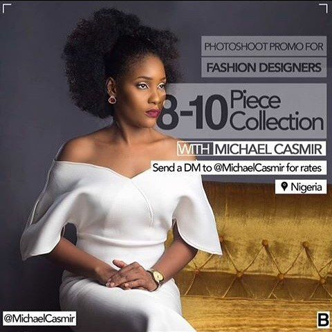 'The boss is on this one. Promo shoot for fashion designers is here DM @michaelcasmir for more  #fashionshow #fashion #fashiondesign #naijabride #9jab #9jabrides #designer #fashiondesigner #igboamaka #photography #photodocumenting #owambeparries #lagosparty #lifestyle #makeupartist #shades #ebony #fashionmodels #news #promoshoot #entrepreneur #marketing #event #eventprofs #fashion #lagosevents #michaelcasmir #naijafashion #a.m_couture  Designed by: @brainishdude' by @m_semswag. What do you…