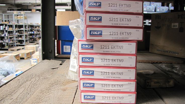 Self-aligning Ball Bearing 1211 EKTN9 SKF. The price: 25 €