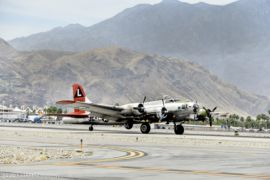 The Palm Springs Air Museum's Magical Flight