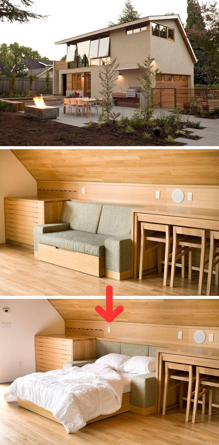 1000 ideas about garage studio apartment on pinterest for Garage with studio