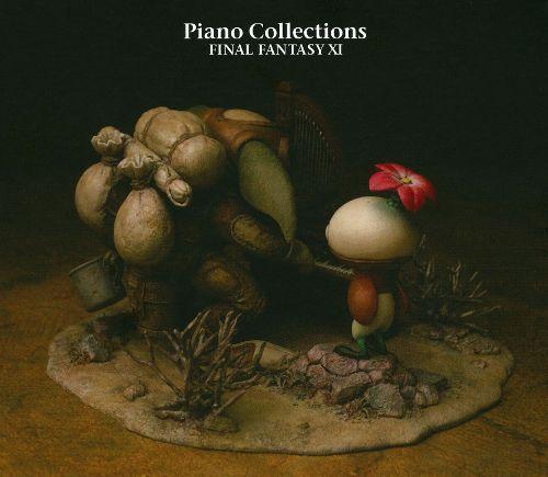 Final Fantasy XI: Piano Collections [CD]