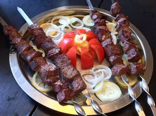Authentic Russian BBQ: Kebab Tbilisi Recipe