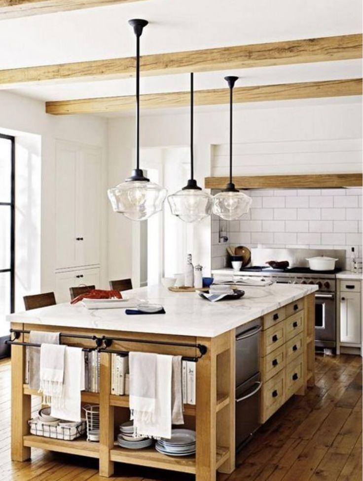 ...  Tavoli Da Cucina, Cucina Verniciata A Gesso e Disegno Della Sedia