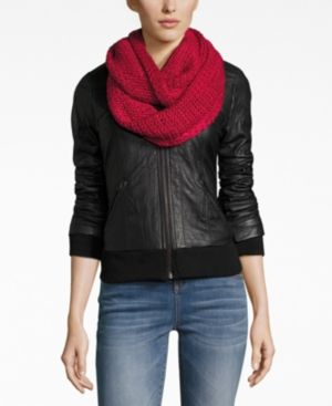 BCBGeneration Thick and Thin Infinity Loop Scarf, A Macy's Exclusive Style -