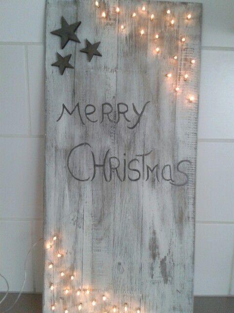 Joyeux Noel lumineux