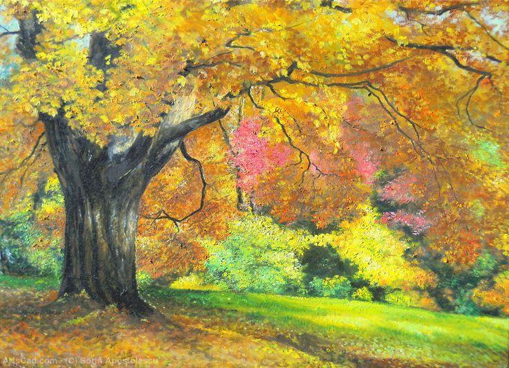 Artwork Gt Gt Sorin Apostolescu Gt Gt Autumn Colors Artwork