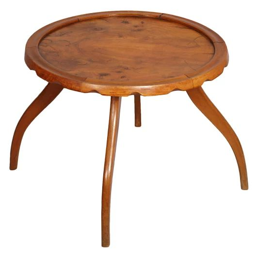 Dettagli su  OSVALDO BORSANI MID CENTURY TAVOLINO COFFEE TABLE VINTAGE DESIGN 1930s MA I48