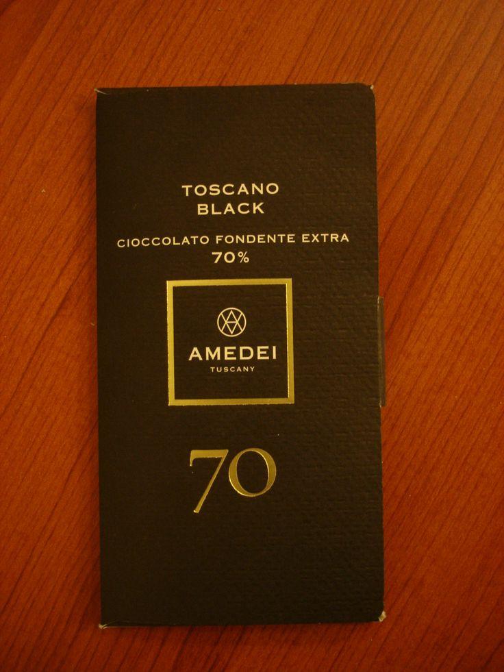 Amedei (Fondente Extra 70% cacao)